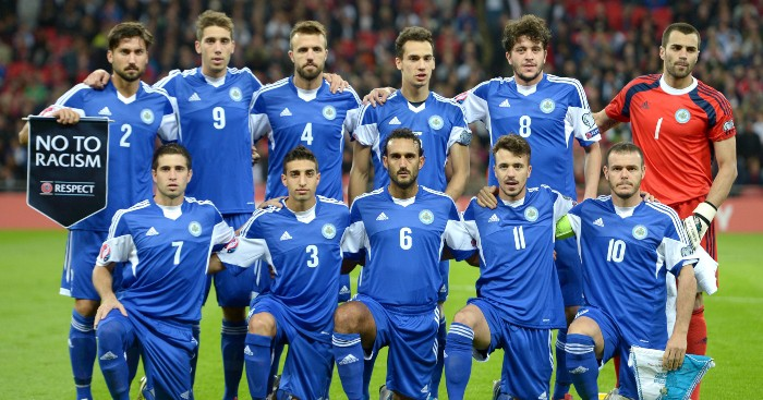 SAN MARINO football team 2019