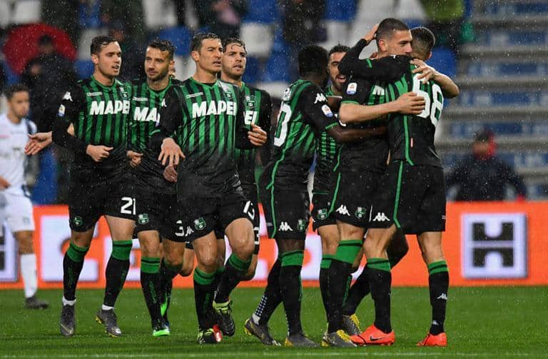 SASSUOLO football team 2019 (1)