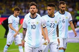 ARGENTINA football team 2019