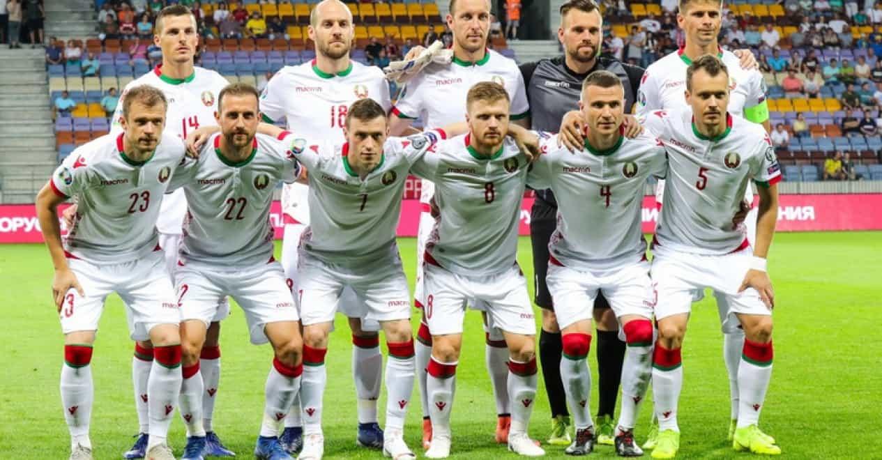 BELARUS football team 2019