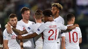 """Tim sepak bola INGGRIS 2019 """"width ="""" 583 """"height ="""" 326 """"/> </p> <p> <span style="""