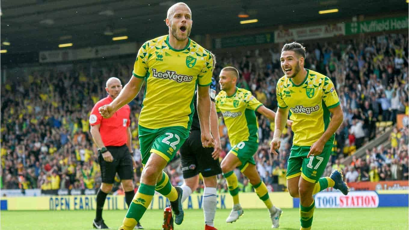 NORWICH CITY tim sepak bola 2019