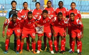 PANAMA football team 2019