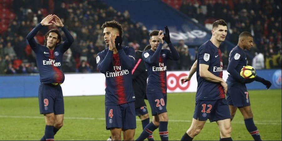 Tim sepak bola PSG 2019