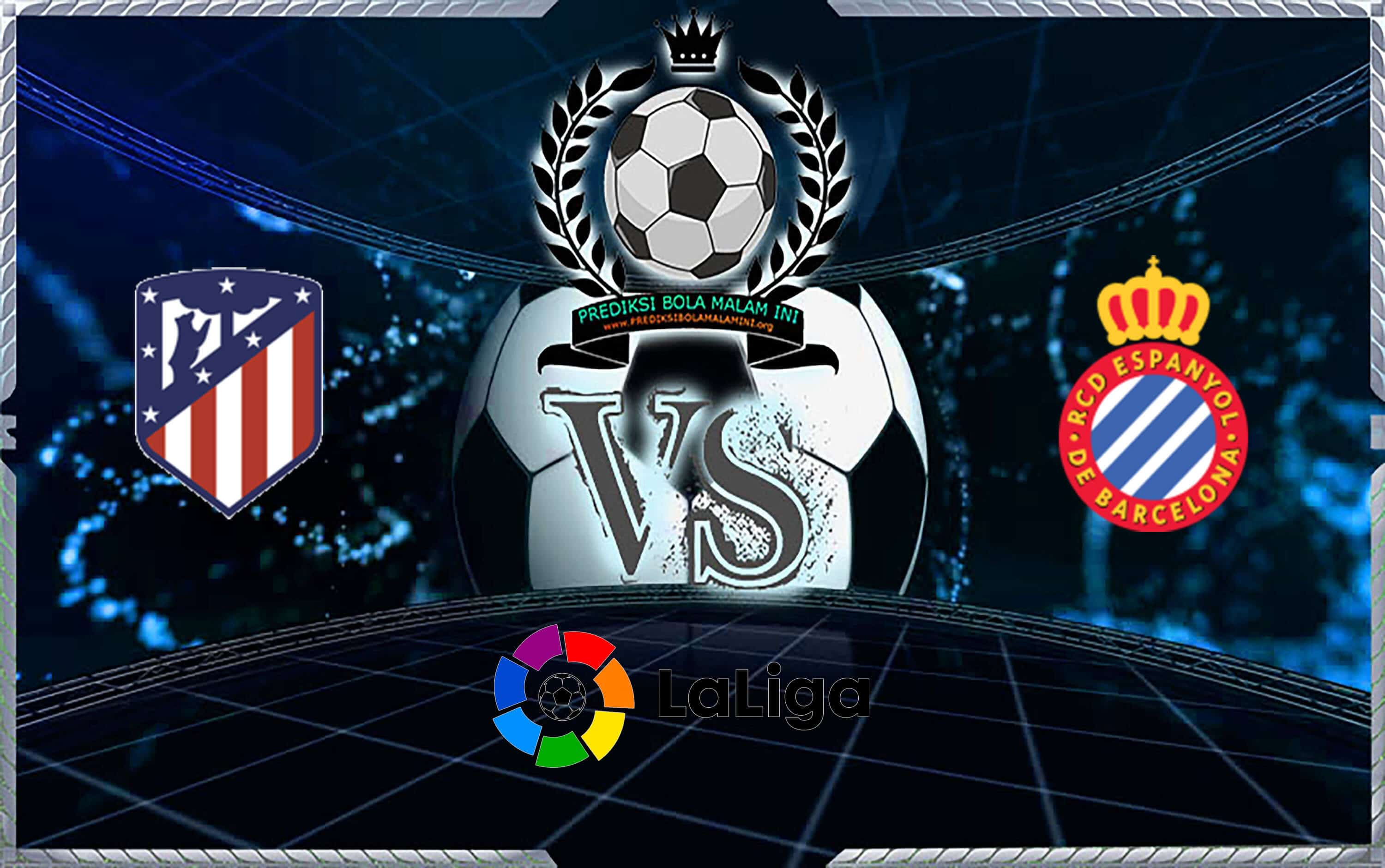 Skor Predixi Atletico Madrid Vs Espanyol 10 November 2019