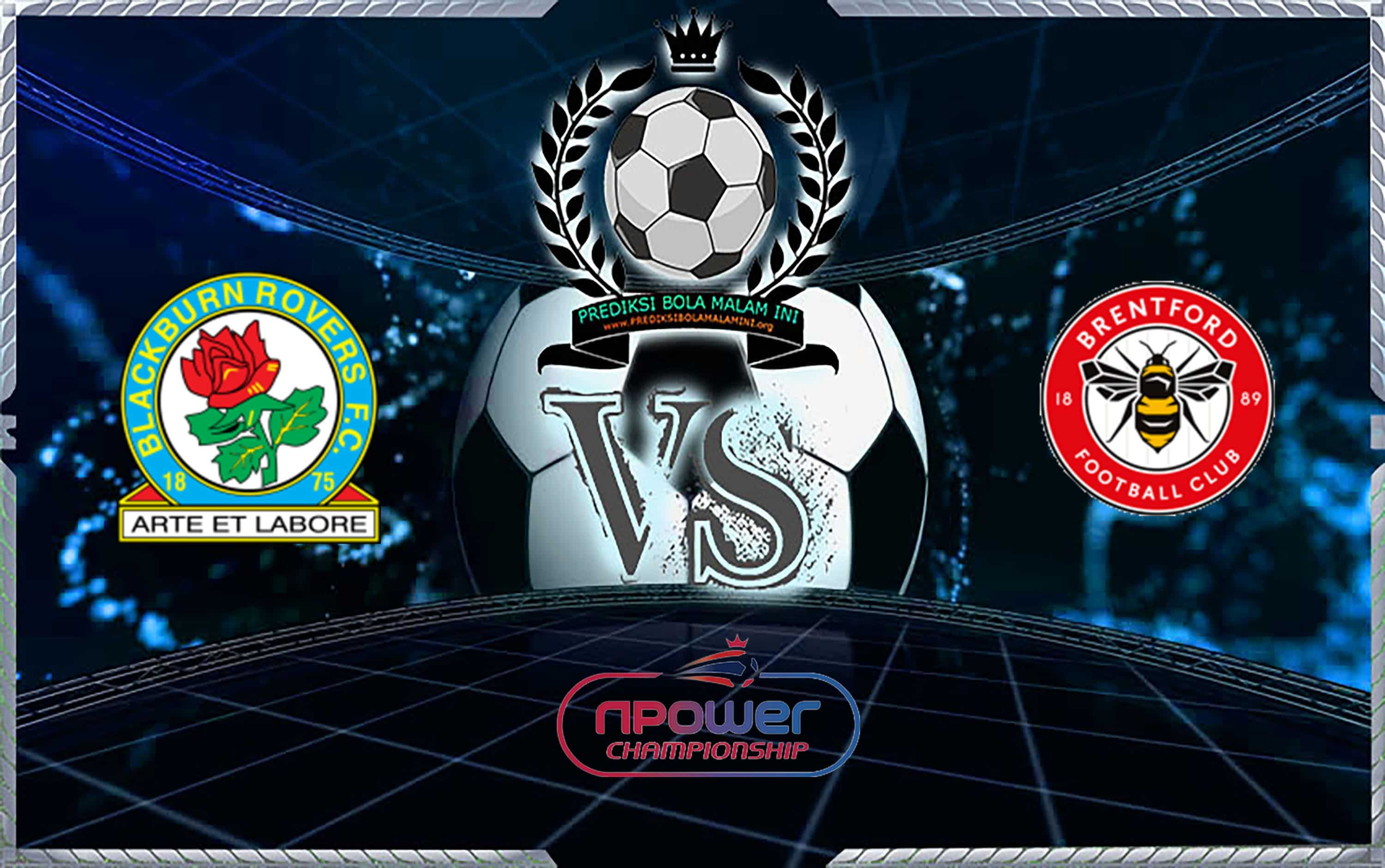 Prediksi Skor Blackburn Rovers Vs Brentford FC 28 November 2019