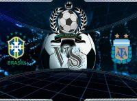 Prediksi Skor Brasil Vs Argentina 16 November 2019