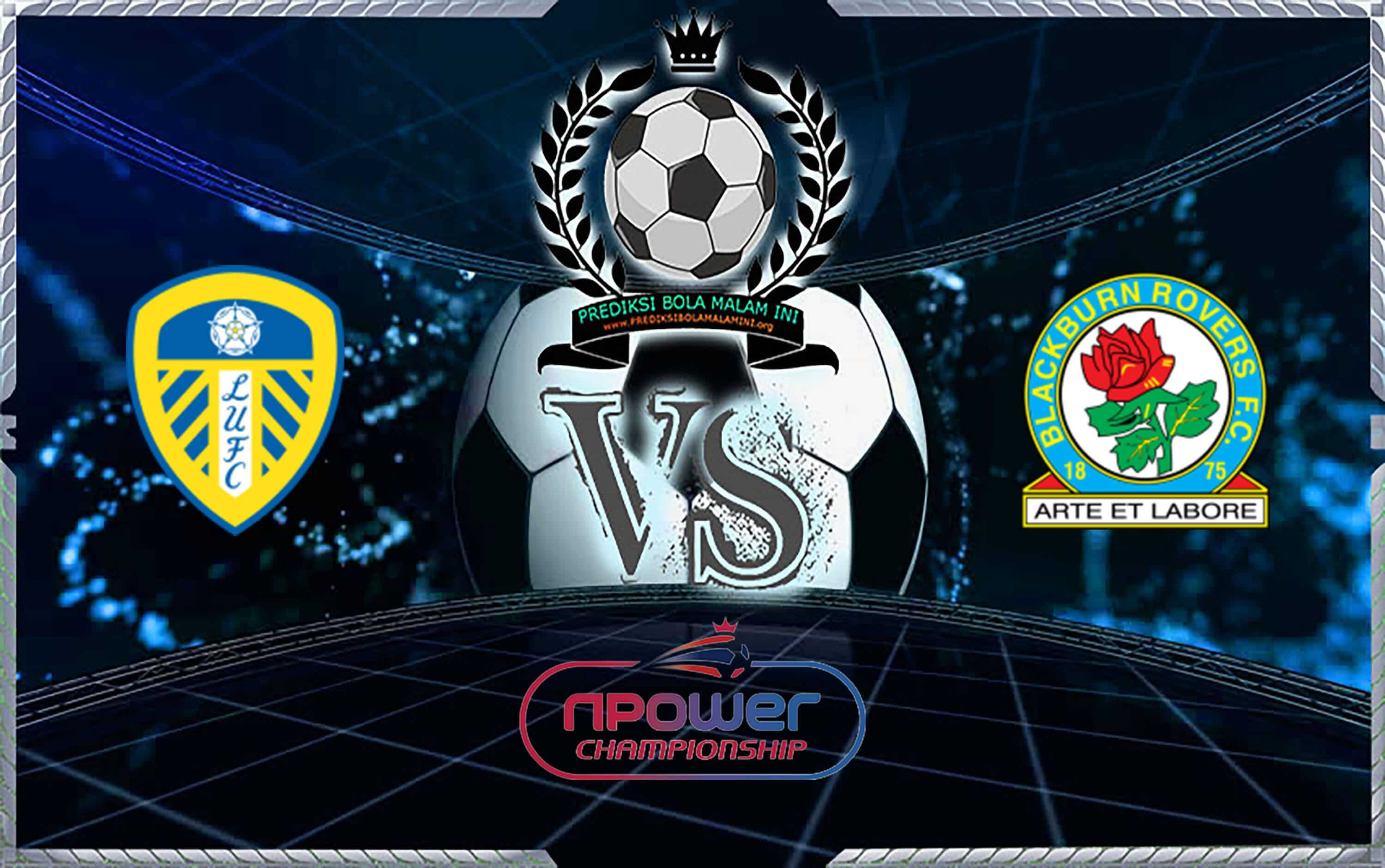 Skor Prediksi Leeds United Vs Blackburn Rovers 9 November 2019