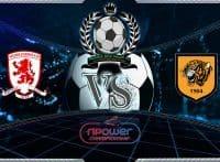 Prediksi Skor Middlesbrough Vs Hull City 24 November 2019