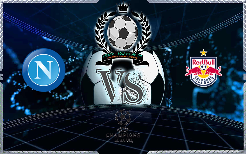 Predixi Skor Napoli Vs Salzburg 6 November 2019