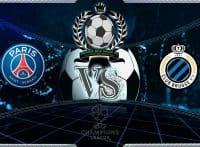 Prediksi Skor PSG Vs Club Brugge 7 November 2019