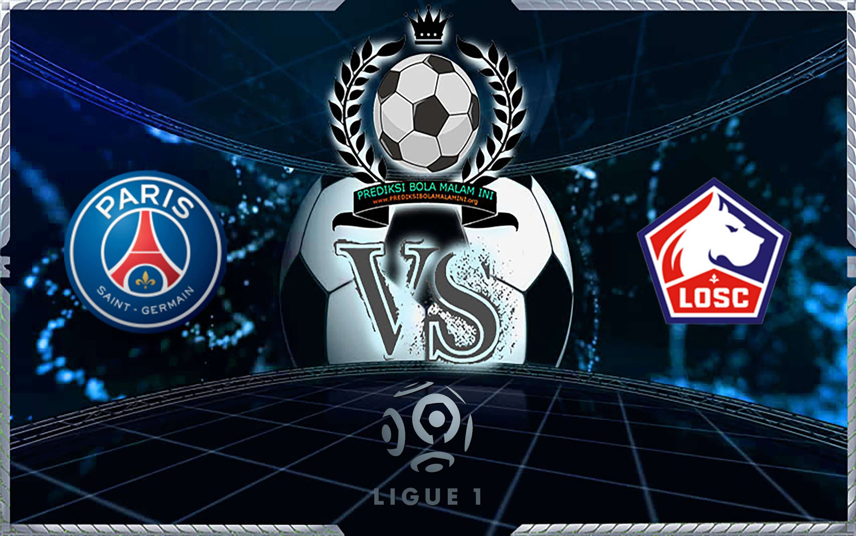 Prediksi Skor Paris Saint-Germain Vs Lille OSC 23 November 2019