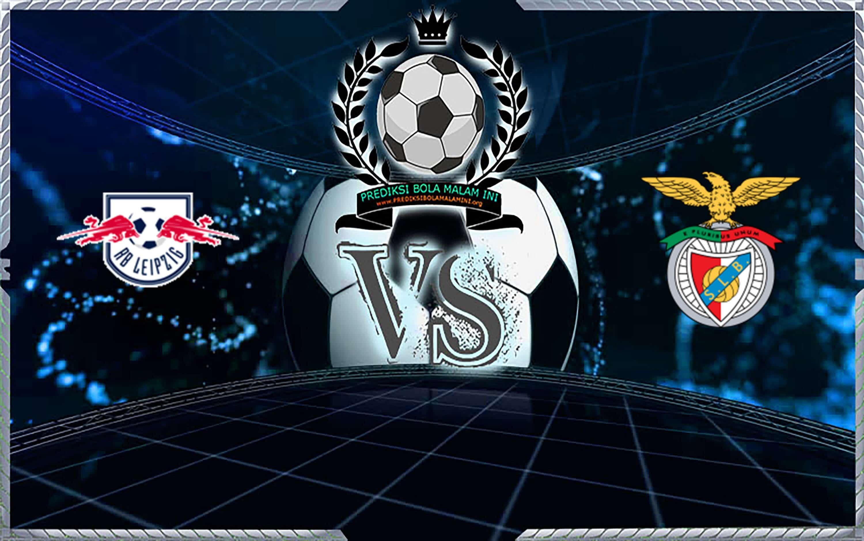 Prediksi Skor RB Leipzig vs Benfica 28 November 2019