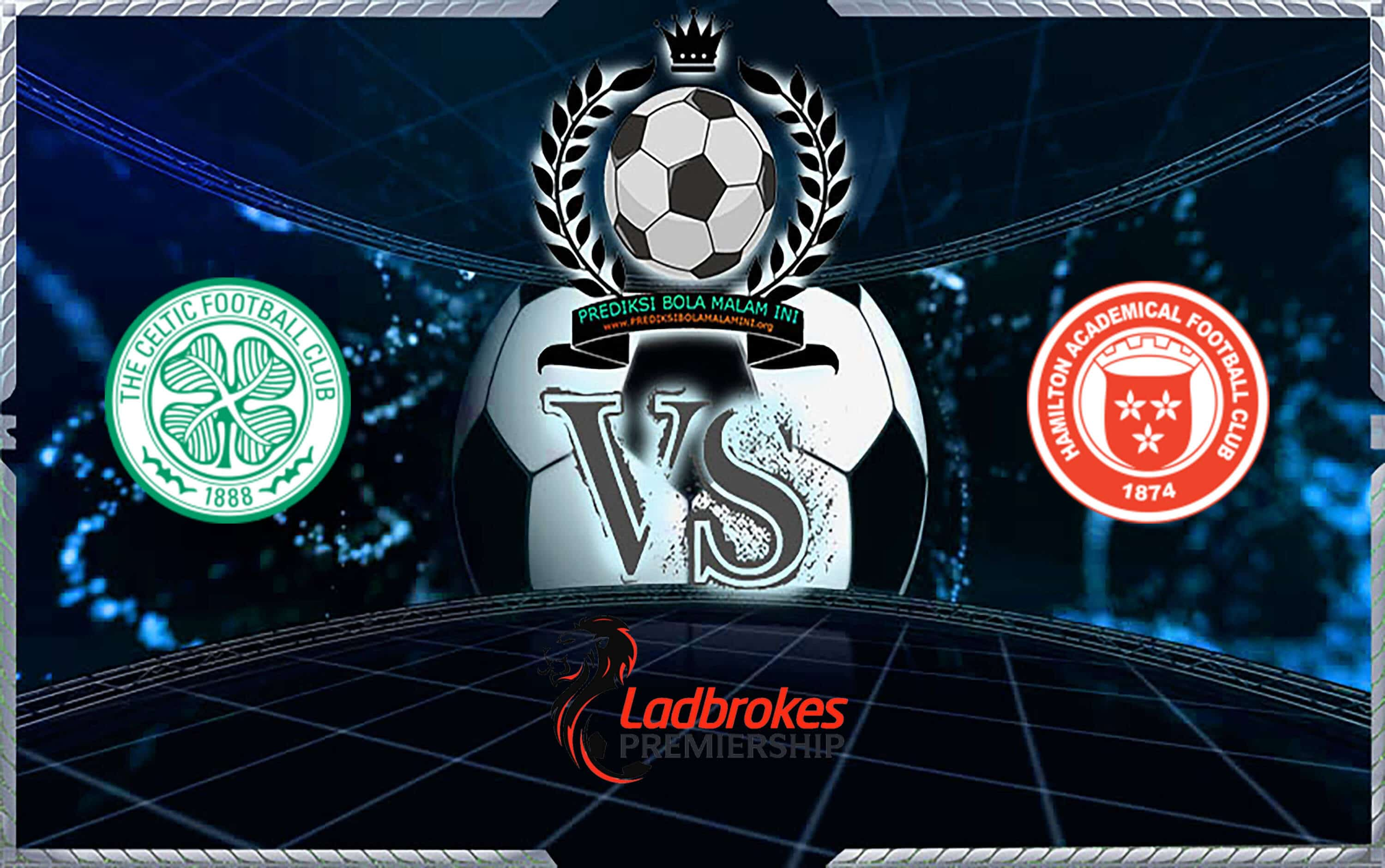Skor Prediksi Celtic Vs Hamilton Academical 5 Desember 2019