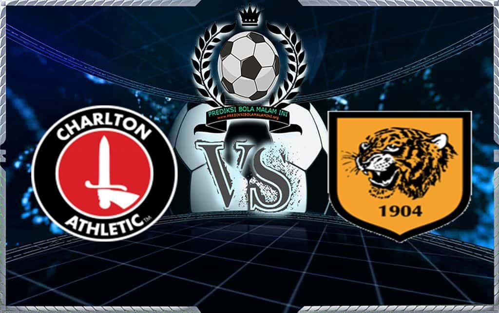 Prediksi Skor Charlton Athletic Vs Hull City 14 Desember 2019