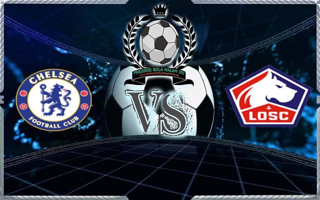 Prediksi Skor Chelsea vs Lille 11 Desember 2019