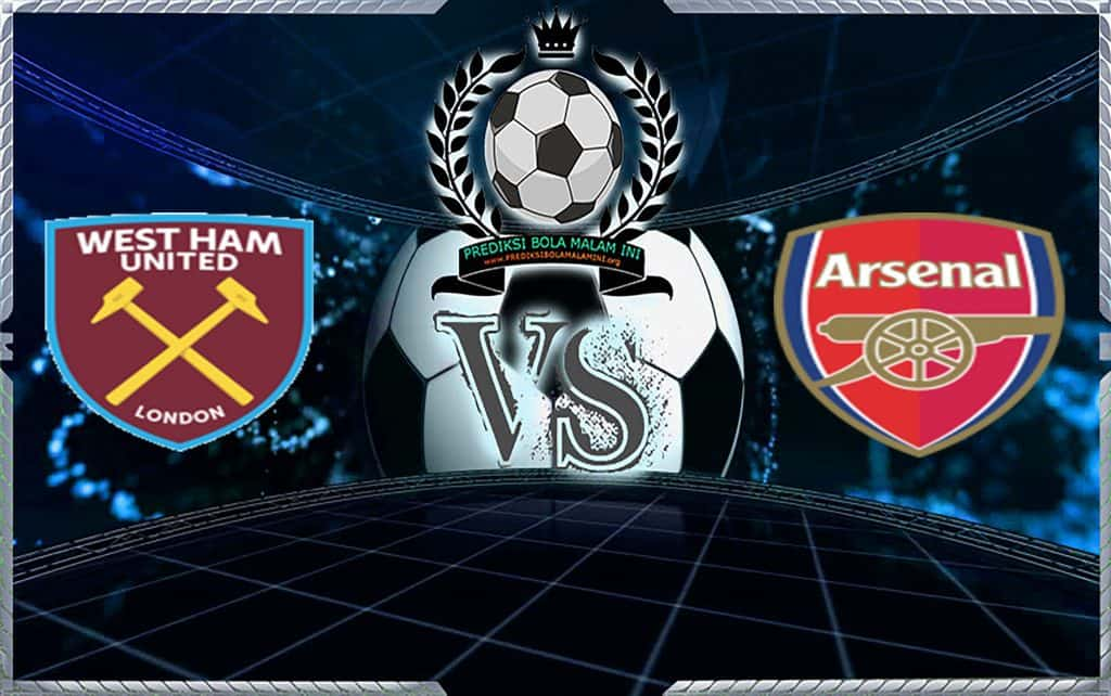 Skor Prediksi West Ham United Vs Arsenal 10 Desember 2019